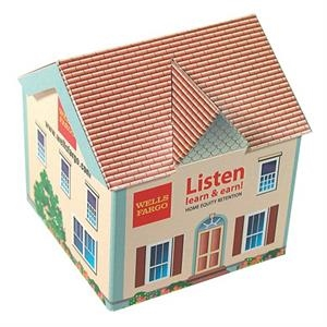 Promopack (tm) - House Box - Promotional Boxes Promotes Appliance Box, First Aid Box And More