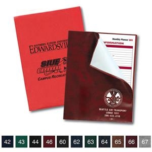 Academic Planner With Executive Vinyl Cover