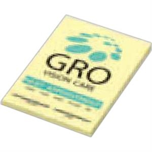 "Post-it (r) Brand - Notes - 2"" X 3"", 25 Sheets, 2 Color - Custom Printed Notepads"