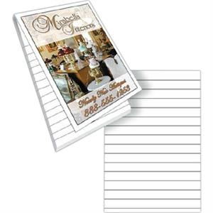 "Memo Book With 25 Ruled Sheets, 2 5/8"" X 3 7/8"""