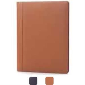Slim Business Card Padfolio Made Of Leather