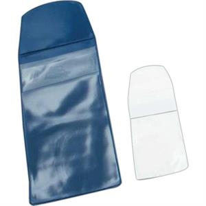 "3 1/2"" X 7 1/2"" - Economy Pouch With Band"