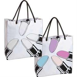 Custom Made And Designed 600 Denier Polyester Tote Bag