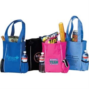Galveston - Tote Bag Made Of 600 Denier Nylon With Pvc Backing