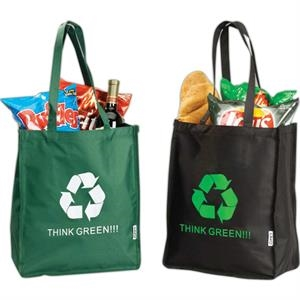 600 Denier/pu Recycled Shopping Bag