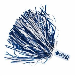 500 Streamers - Solid Pom With Paddle Shaped Handle