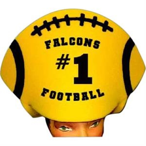 Football - Foam Visor Headwear