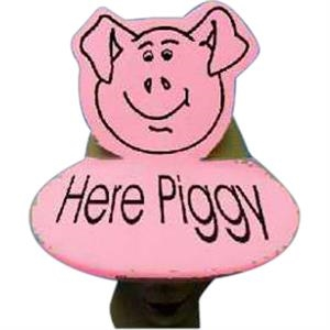 Pig Top - Novelty Foam P