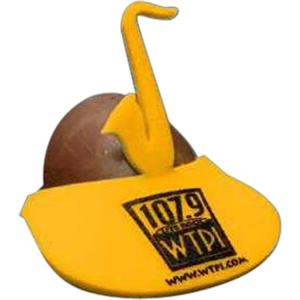 Saxophone Top - Novelty Foam Pop-up Visor