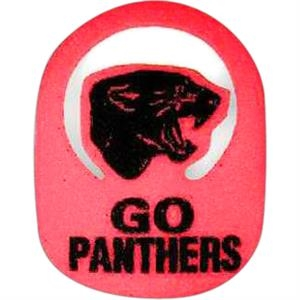 Cat/wildcat/panther Top - Novelty Foam Pop-up Visor