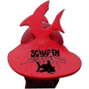 Shark Top - Novelty Foam Pop-up Visor