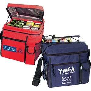24-pack Cooler With Easy Top Access
