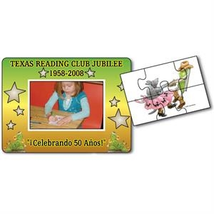 Magnetic Photo Frame Puzzle
