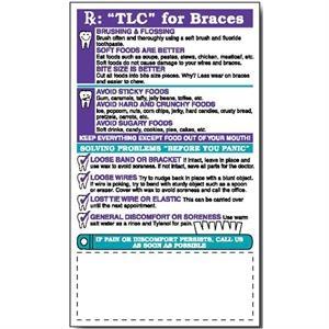 TLC for Braces Magnet
