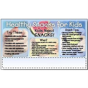 Healthy Snacks Magnet