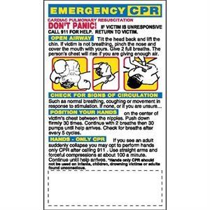 Emergency CPR Magnet