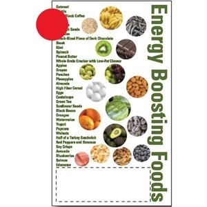 Energy Boosting Foods Magnet