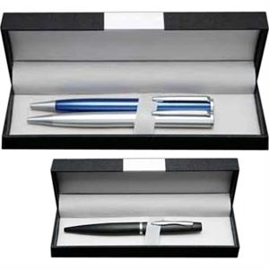Black Presentation Box, Holds 2 Pens