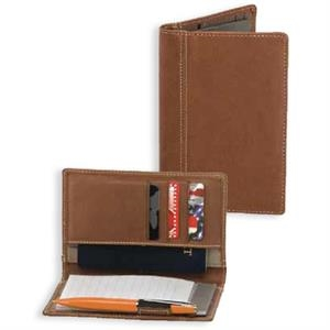Marin - English Tan Jotter With Straight Even Spine