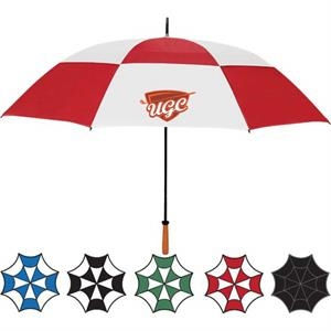 "Vented 68"" Golf Umbrella"