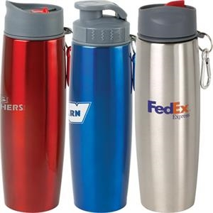 Duo (r) - Insulated 16 Oz Insulated Tumbler/water Bottle