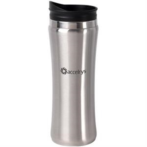 Rondo - Tumbler 13 Oz With Dual Wall 18-8 Stainless Steel Construction