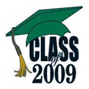 Class Of 2009 Green, Stock Tattoo Designs