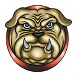 Bulldog, Stock Tattoo Designs