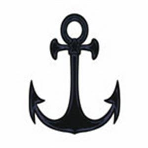 Anchor, Stock Tattoo Designs