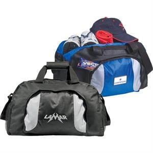 Horizons - Sport Duffel Made Of Nylon And Polyester