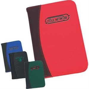 Eclipse (tm) - Junior Portfolio Made Of Stitched 70 Denier Nylon With Reinforced Spine