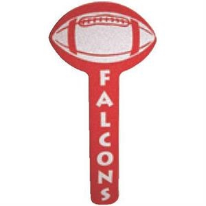 Foam Football Stick Waver, 14""
