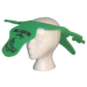 Foam Alligator Shapedvisor
