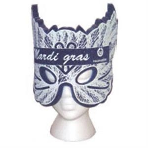 Foam Novelty Mardi Gras Style Mask