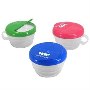 Handled Snack Container