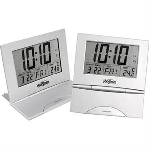 Jumbo Digital Desk Clock With Alarm And Temperature Functions