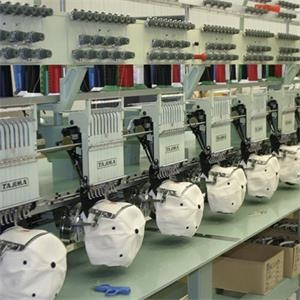 Up To 5000 Stitches - Contract Embroidery For Garments