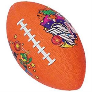 Mini Molded Rubber Football
