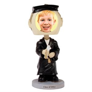 Single Bobble Head (graduate)