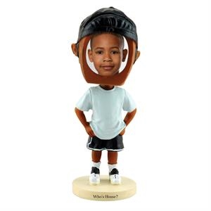 Hip hop boy bobblehead