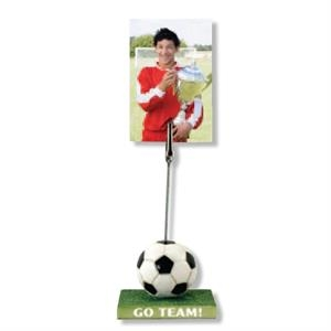Resin Sports Clip (soccer)