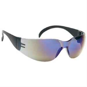 Blue Mirror Lens - Lightweight Safety Glass