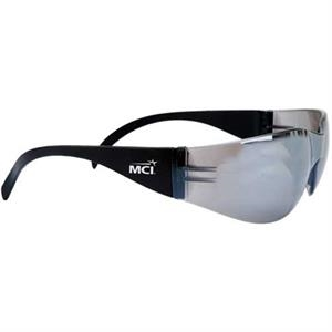 Silver Mirror Lens - Lightweight Safety Glass