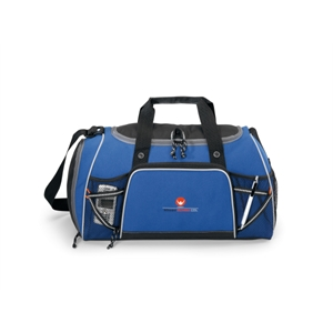 Verve - Royal Blue - Sport Bag With Top Grab Handles