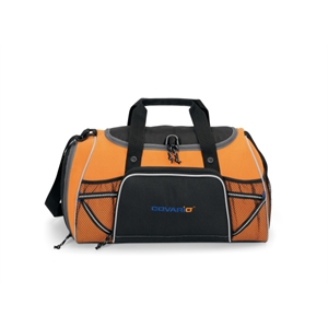 Verve - Tangerine Orange - Sport Bag With Top Grab Handles