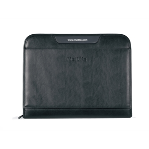 Principal - Calculator Padfolio With Large Gusseted Pocket