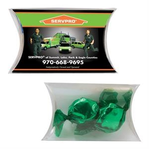 Candy King - Small Pillow Pack With Foil Candy. Hard Foil Candy Treat In A Candy Pack