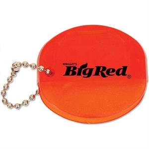 Red - Cd Opener Keychain. Closeout Price! Available While Supplies Last
