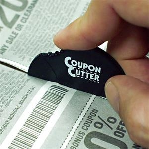 Clip Coupons From The Paper With Ease. Close Out