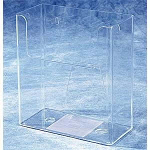 """Wall Mount Acrylic Brochure Holder for 8.5\""""W Literature"""